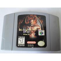 Nintendo 64 Killer Instinct Gold Para N64