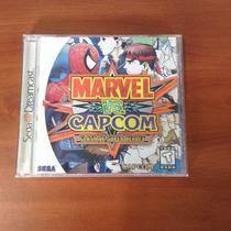 Marvel Vs Capcom Dreamcast