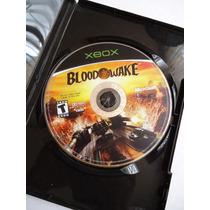 Blood Wake Para Xbox Primera Generacion Solo Disco Accion