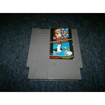 Mario Bros/duck Hunt Para Nintendo Nes,excelente Titulo