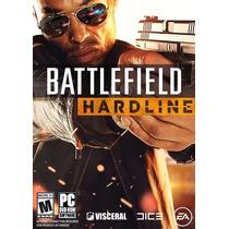 Pc Battlefield Hardline Fisico (acepto Mercado Pago Y Oxxo)