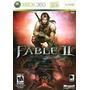 Juego Fable 2 Xbox 360 Original