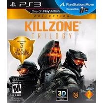 Killzone Trilogy Ps3 Nuevo Blakhelmet Sp