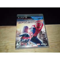 The Amazing Spider Man Ps3 Como Nuevo Play Station 3