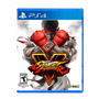 Street Fighter V - Ps4 [físico] Fgk Msi