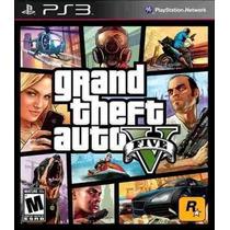 Grand Theft Auto V Ps3 Nuevo Citygame