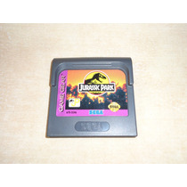 Jurassic Park Sega Game Gear +++