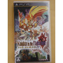 Psp Knights In The Nightmare Playstation Japon Anime Juego