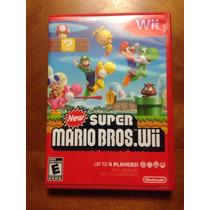 New Super Mario Bros Wii Excelentes Condiciones
