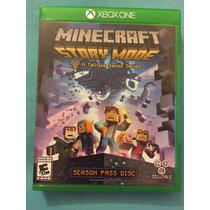 Minecraft History Mode Para Xbox One