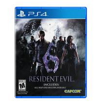 °° Resident Evil 6 Para Ps4 °° En Bnkshop