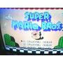 Nes Videojuegonintendo Nes Funcionando Con Mario3