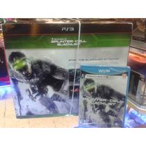 Splinter Cell Blacklist Limited Paladin Edition Ps3