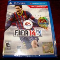 Videojuego Fifa 14 Legacy Edition Ps Vita Nuevo Sellado