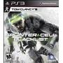 De Splinter Cell Blacklist De Tom Clancy - Playstation 3
