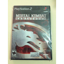 Mortal Kombat Armageddon Play Station 2