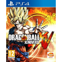 Dragon Ball Xenoverse Ps4 Para Playstation 4