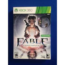 Fable Anniversary Xbox 360 Nuevo Sellado