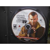 Grand Theft Auto Iv Greatest Hits Para Ps3 (solo Disco)