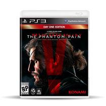 Metal Gear Solid V: The Phantom Pain.ps3 ¡sólo En Gamers!