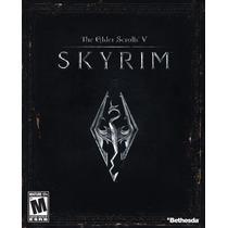 Skyrim The Elder Scrolls V | Xbox360 | Codigo Descargable