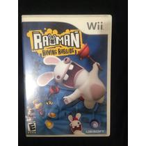 Juego Nintendo Wii Rayman Raving Rabbids