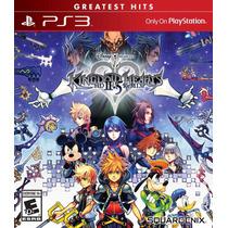 Kingdom Hearts Hd 2.5 Remix Ps3 Nuevo Vgr