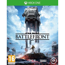 Videojuego Star Wars Battlefront Xbox One