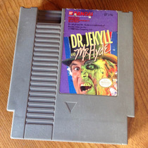 Cartucho Nintendo Dr. Jekyll And Mr Hyde