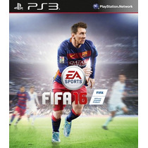 Fifa 16 Ps3 Con Pase Online Y Ultimate Team Binary Games