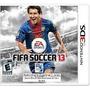 Fifa Soccer 13 Para 3ds, 2 Ds, Nuevo Sellado