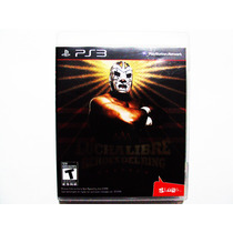 Aaa Lucha Libre Heroes Del Ring Ps3 - Playstation 3