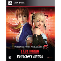 Dead Or Alive 5 Last Round Ps3 Pakogames