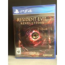 Resident Evil Revelations 2 Ps4 Nuevo Y Sellado