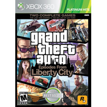 Grand Theft Auto Gta Two Complete Games Nuevo Xbox 360