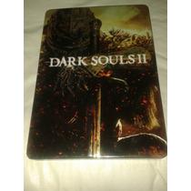 Dark Souls 2 Para X Box 360 Steelbook Black Armor Edition