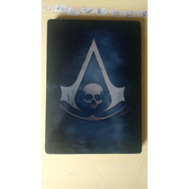 Juegos Xbox 360 Assassins Creed 4 Black Flag Steel Book Ed