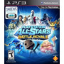 Playstation All Star Battle Royale + Online Pass Ps3 Y Vita