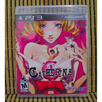 Catherine - Ps3 Action Puzzle - Atlus / Persona Team - Nuevo
