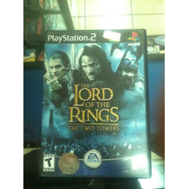 Playstation 2 The Lord Of The Rings The Two Towers