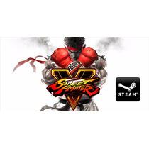 Street Fighter V Steam Pc