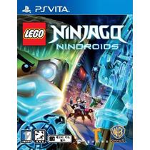 Ps Vita Lego Ninjago Español (acepto Mercado Pago Y Oxxo)