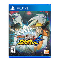 °° Naruto Shippuden Ultimate Ninja Storm 4 Ps4 °° En Bnkshop