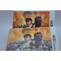 Super Street Fighter Iv 3d Edition Nintendo 2ds 3ds