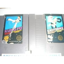 Nintendo Kung Fu O Excite Bike