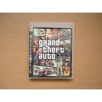 Grand Theft Auto Iv Para Playstation 3 +++++