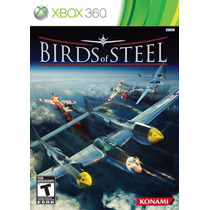 Birds Of Steel Nuevo Sellado Xbox 360