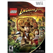 Lego Indiana Jones: La Trilogía Original - Nintendo Wii