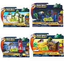 Star Wars Angry Birds Juego De 4 Juegos De Guerra