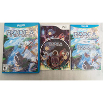 Rodea The Sky Soldier Day One Edition Completo Wii Wii U